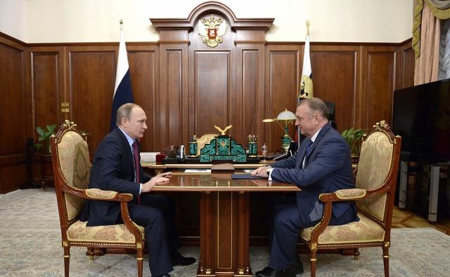 Путин одобрил создание