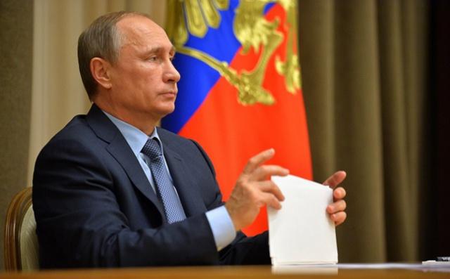 Путин сократил штат