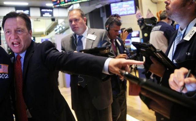 Рынок акций США поставил
