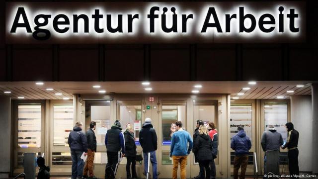 Безработица в Германии