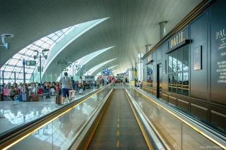 Duty free Дубая потерял
