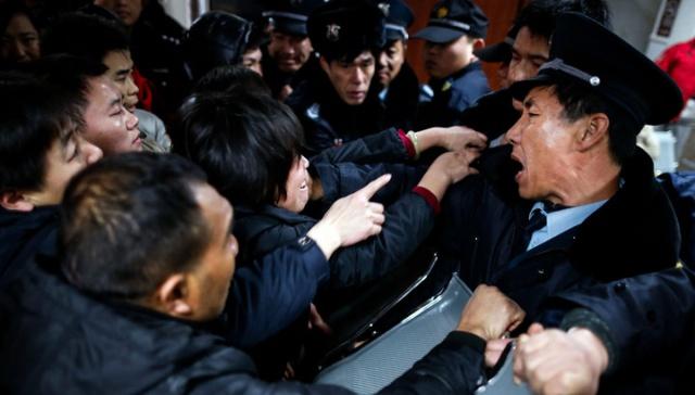 Китай вводит ограничения