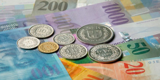 Укрепление франка