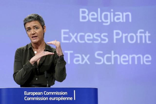 ЕК: Бельгия организовала