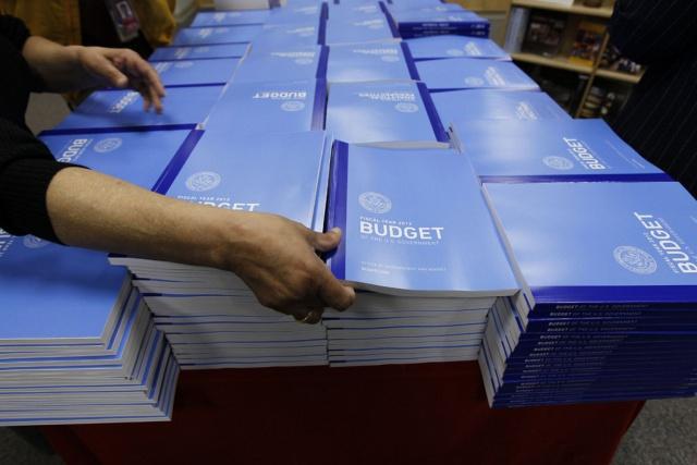 Дефицит бюджета США в