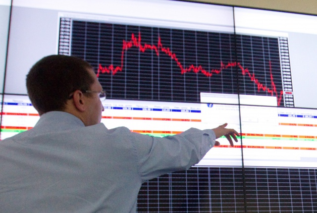 Рынки в панике, евро