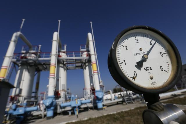 Транзит газа: Украина