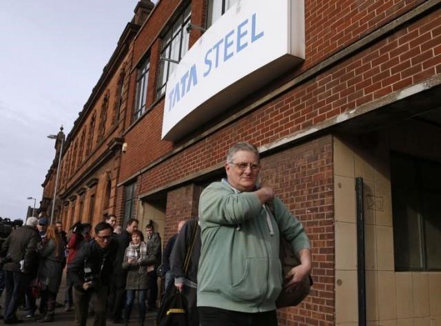Tata Steel уволит 1 тыс.