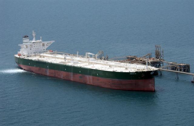 Первый танкер с