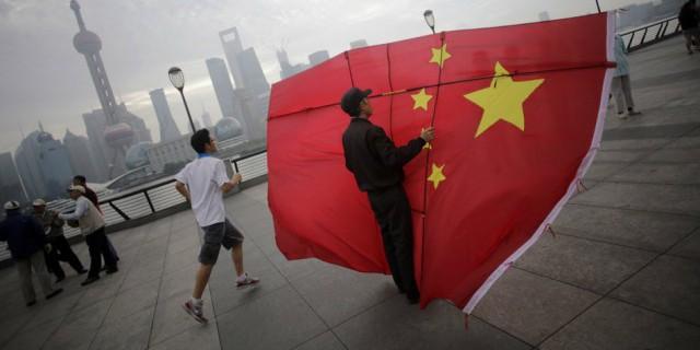 Китай нестабилен.