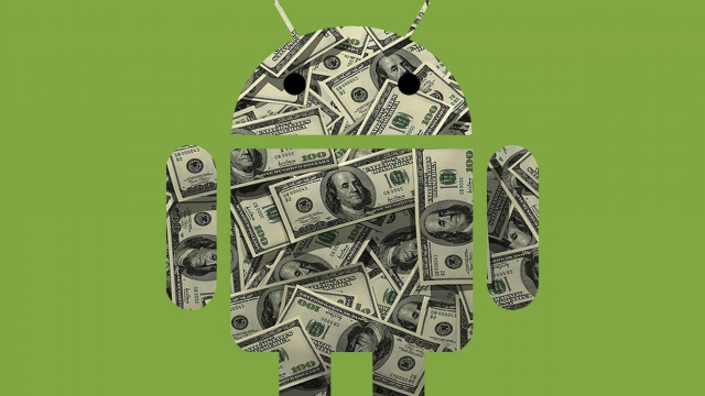 Доходы Android раскрыли