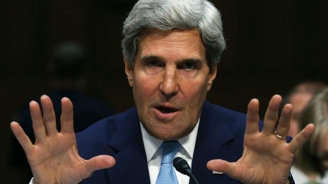 Керри: снятие санкций с