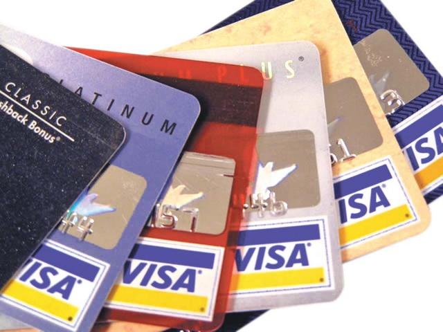 Карты Visa заработали в