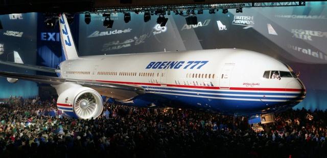 Boeing получила прибыль