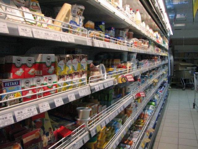 Продукты в РФ подорожали