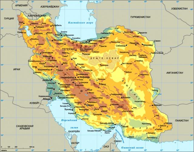 Иран подписал контракты