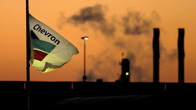 Chevron понес первый
