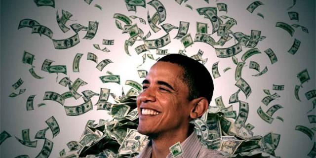 Долг США при Обаме вырос
