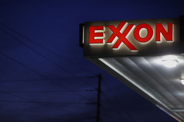 Прибыль Exxon Mobil