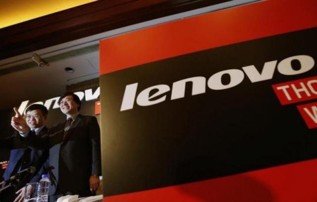 Прибыль Lenovo выросла