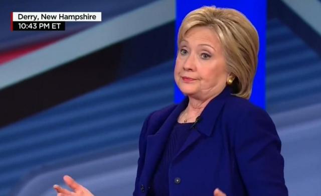 Клинтон не смогла