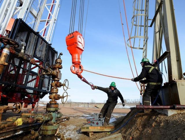 Мировая добыча нефти