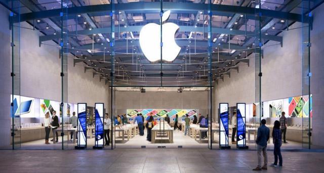 Магазины Apple откроются