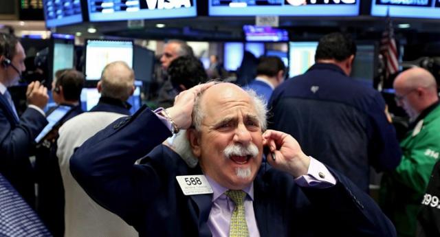 Рынки акций падают на