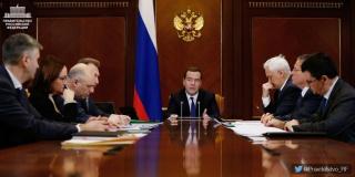 Медведев: экономический