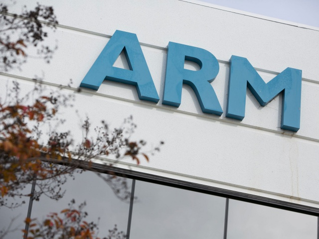 Доходы ARM Holdings