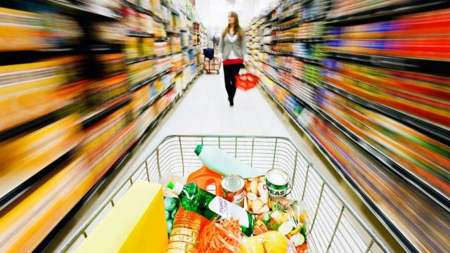 ЦБ: годовая инфляция в