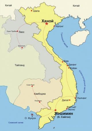 Вьетнам - крупнейший