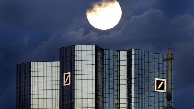 Deutsche Bank выкупит