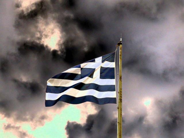 В Греции опять рецессия