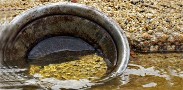Золотодобыча: Нигерия -