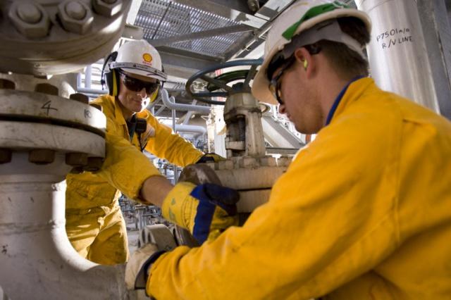 Shell завершила слияние