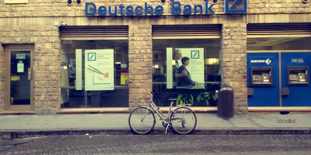 Deutsche Bank: только