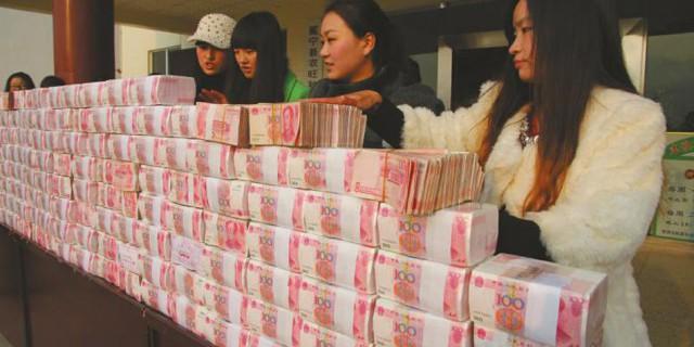Китай увеличил общий
