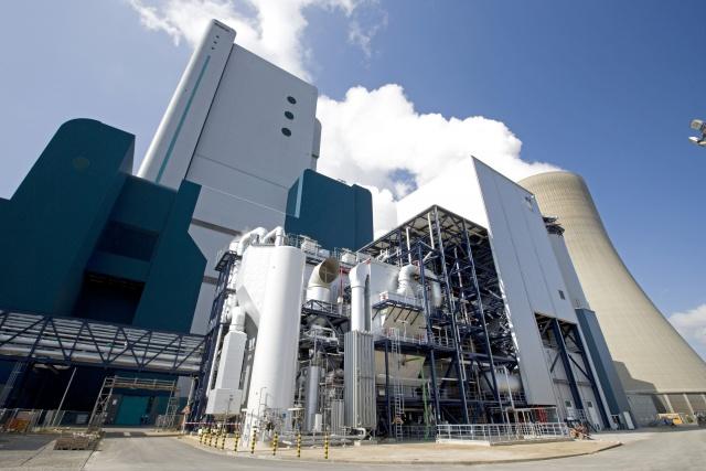 Убыток немецкой RWE AG в