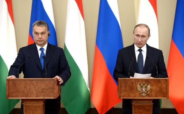 РФ и Венгрия продолжат
