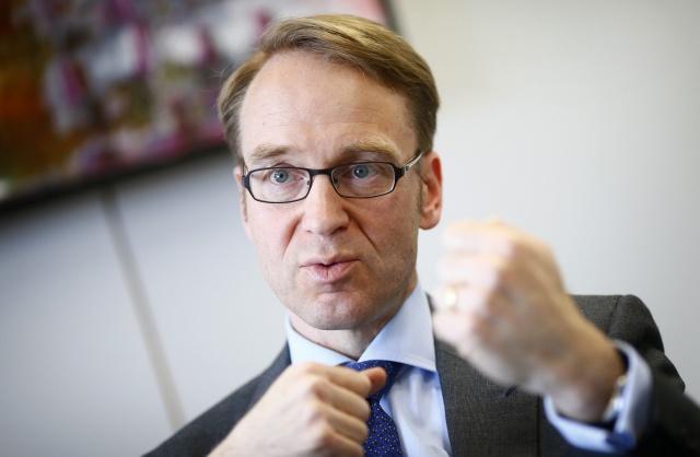 ЦБ Германии: QE больше