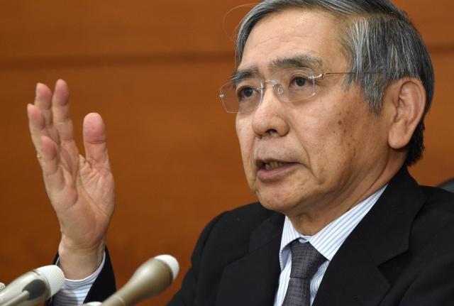 Глава ЦБ Японии призвал