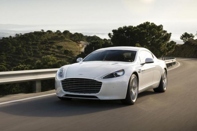 Aston Martin выпустит