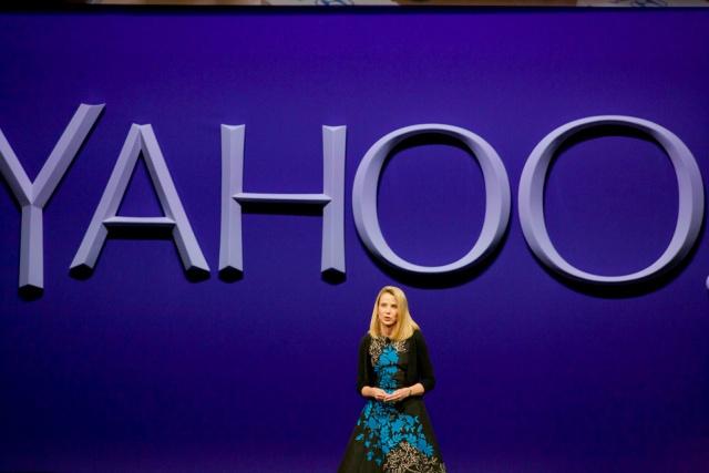 Yahoo! выставляет свой