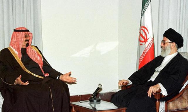 Тегеран и Эр-Рияд: