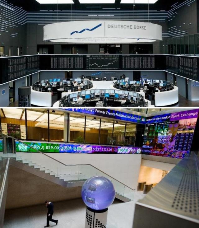 Фондовые биржи Британии