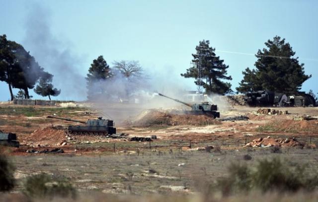 МО РФ: Турция продолжает