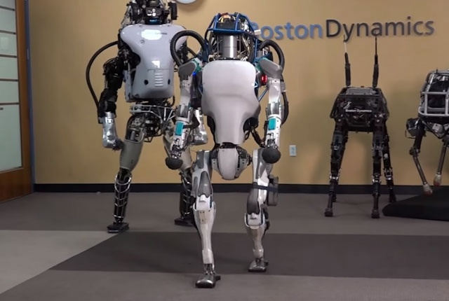 Boston Dynamics обновила