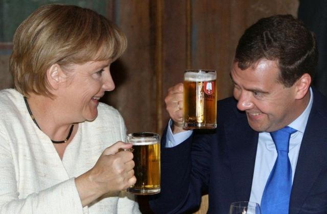 В немецком пиве выявлен