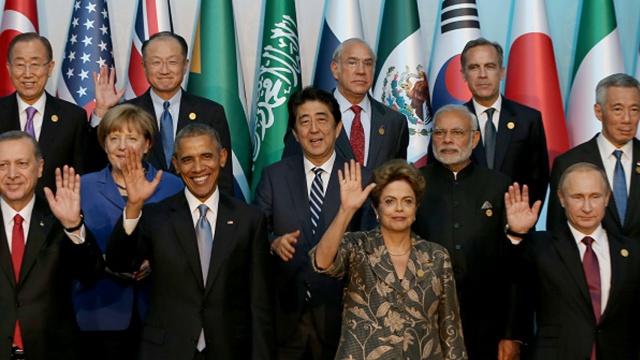 5 вопросов к саммиту G20